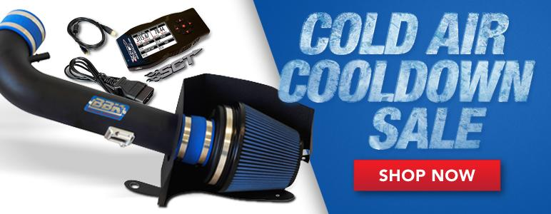 Cold Air Cool Down Sale