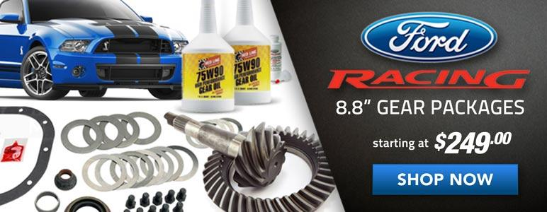 Ford Racing Gear Packages