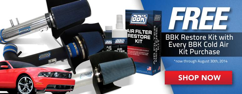 Free Air Filter Cleaning Kit